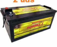 bateria solar 24 voltios formula Star