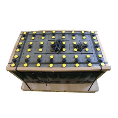 kit elementos bateria traccion 48v sin cofre