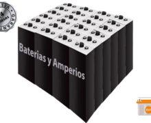 bateria sin cofre 48v