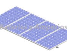 Estructuras Integradas Placas Solares