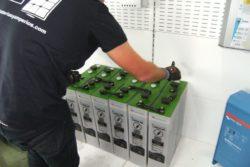 instalação de bateria solar topzs