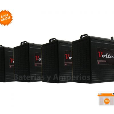 bateria 24v voltem semitraccion