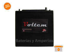 bateria semitraccion voltem