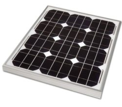 panel solar 50W 12 voltios