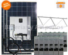 kit solar 6 3000 watios