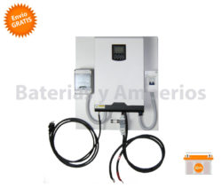 sistema autoinstalable para kit solar 3000watios