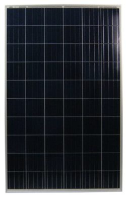 panel solar 250w policristalino
