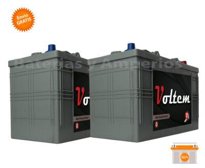 bateria semitraccion 24v 115ah