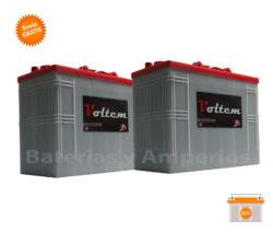 bateria para fregadoras y barredoras