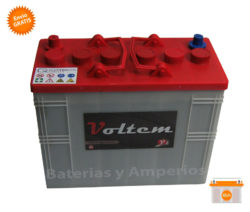 bateria semitraccion 12v 130ah