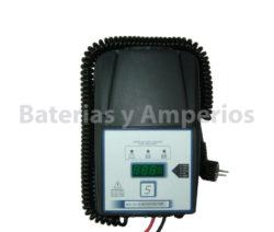 cargador para baterias traccion alta frecuencia