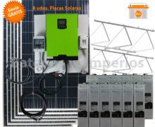 kit solar fotovoltaico n9
