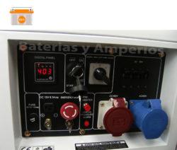 generador electrico diesel trifasico hyundai sistema arranque