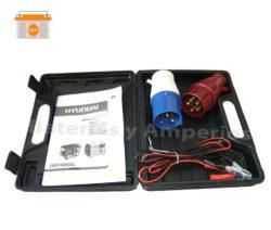 manual uso generador electrico diesel hyundai