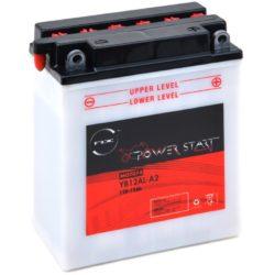 bateria moto AGM YB12ALA2