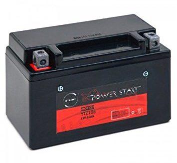 bateria moto 8,5Ah AGM