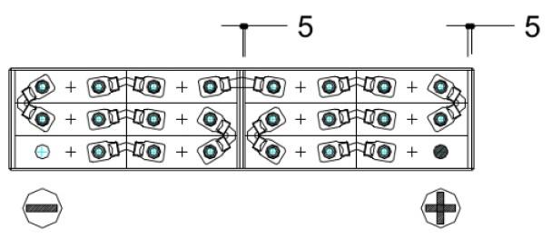 conexiones bateria 24v 2epzb200ah
