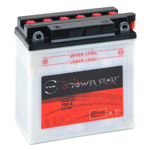 bateria 9ah para moto