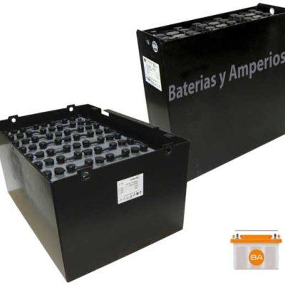 Baterías de Tracción
