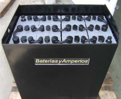 bateria traccion 24v 690ah