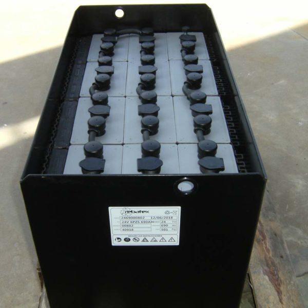 bateria carretilla 24v 690ah