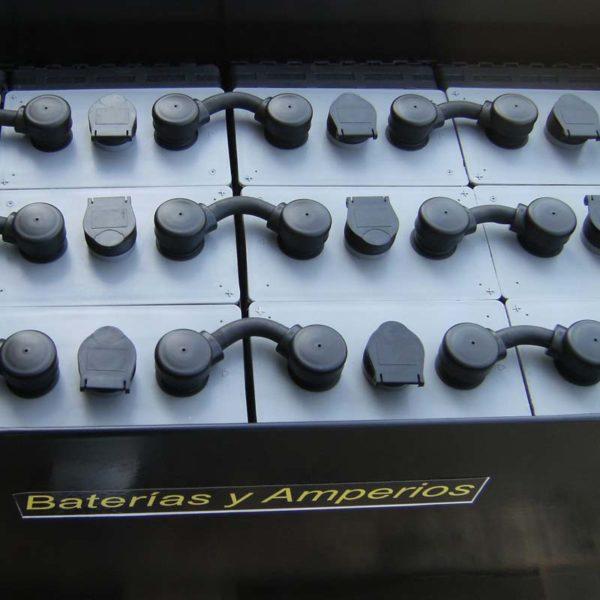bateria carretilla elevadora 24v 690ah