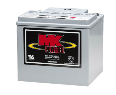 bateria gel 12v 40ah mk power
