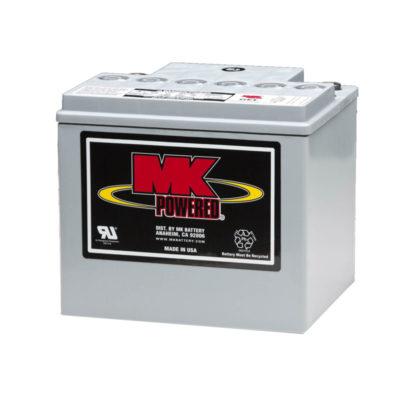 bateria gel 12v 40ah mk power