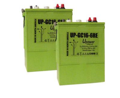 bateria upower 12v 550ah semi traccion