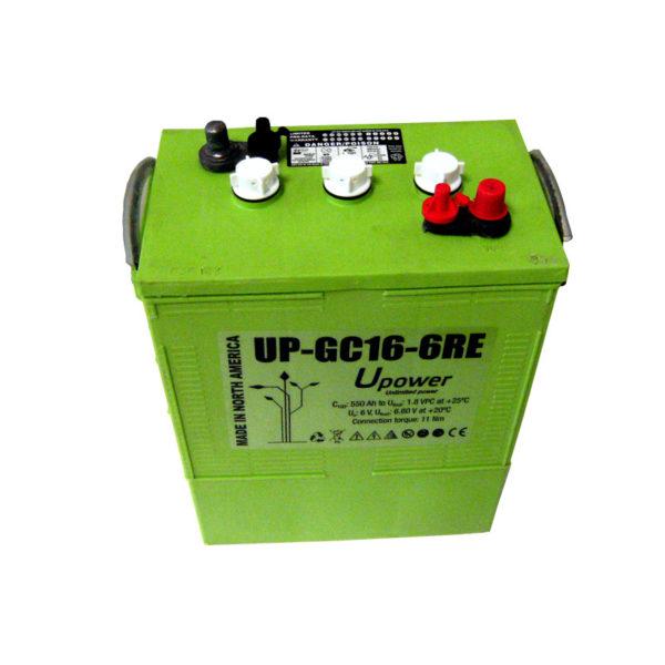 bateria upower gc16-6re 6V 550Ah