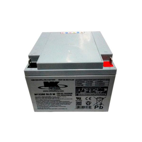 bateria agm mk es2612