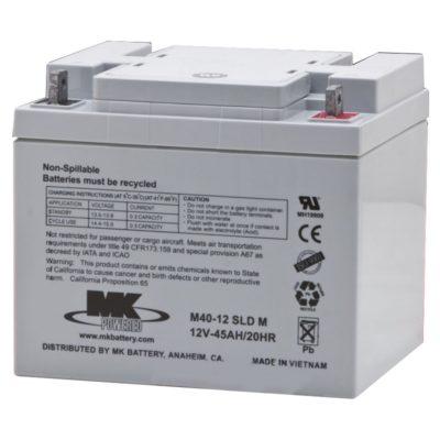 bateria agm 12v 45ah