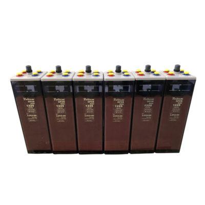 bateria solar 12V 1225ah opzs voltem solar