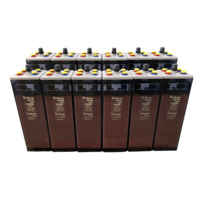 bateria solar 24v 1225ah opzs voltem solar