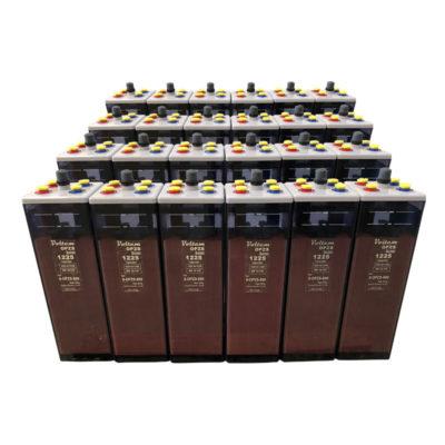 bateria solar 48v 1225ah opzs voltem solar