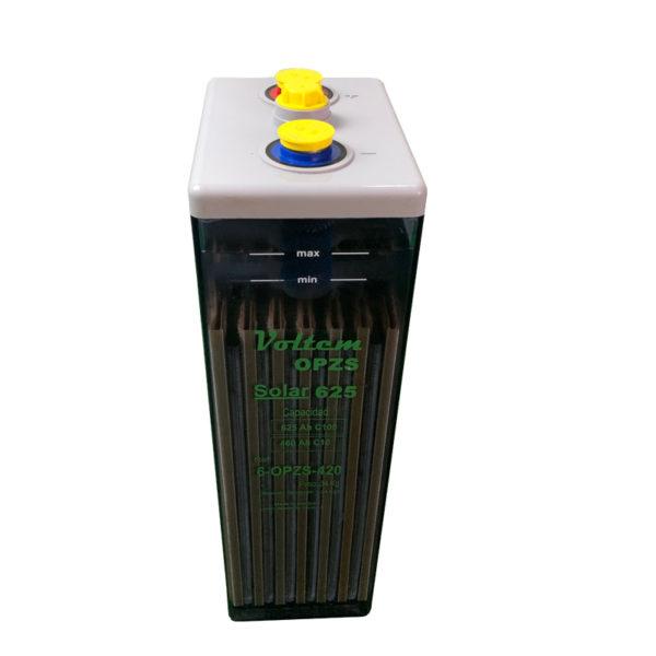 bateria solar 625Ah opzs Voltem Solar