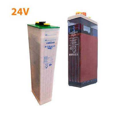 Batería Solar 24 voltios