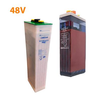 Baterias Solares 48 voltios