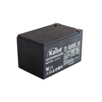 bateria agm 12v 12ah kaise