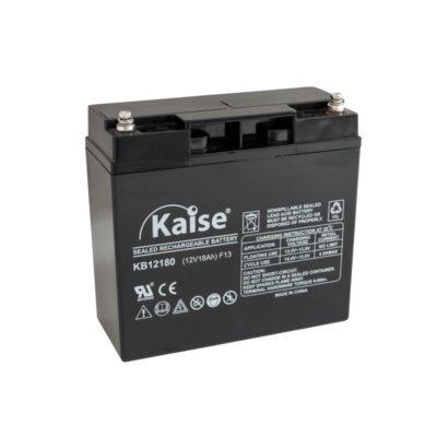 bateria agm 12v 18ah kaise
