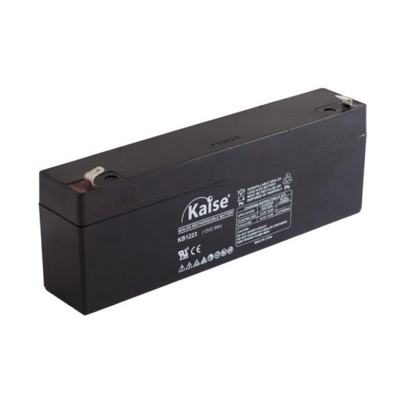 bateria agm 12v 2,3ah kaise