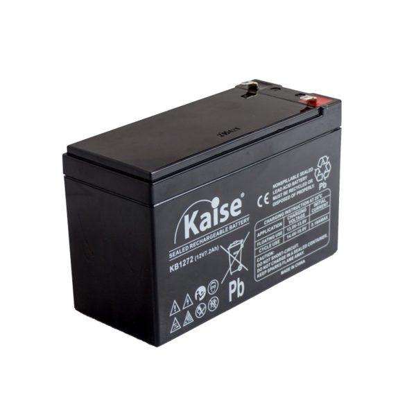 bateria agm 12v 7,2ah kaise