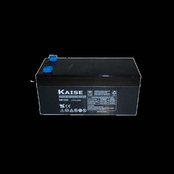 bateria agm 12v 3,2ah kaise