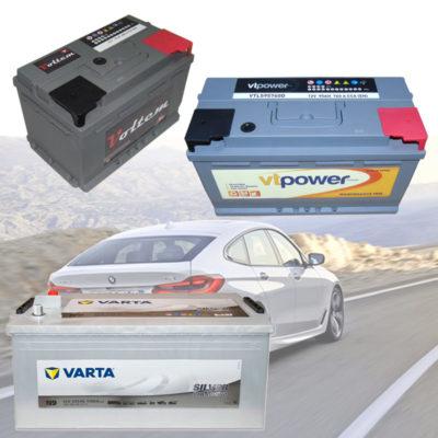 Baterias Automoviles