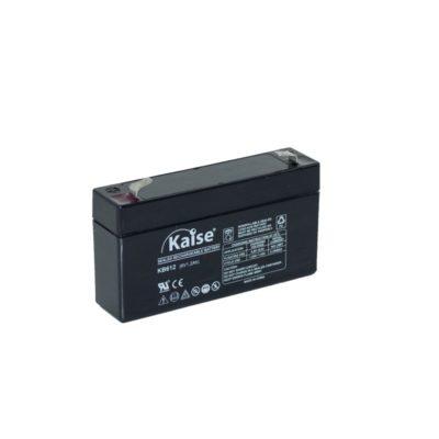 bateria agm 6v 1,2ah kaise