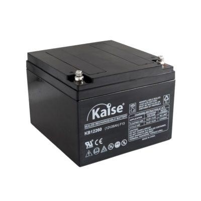 bateria agm 12v 26ah kaise