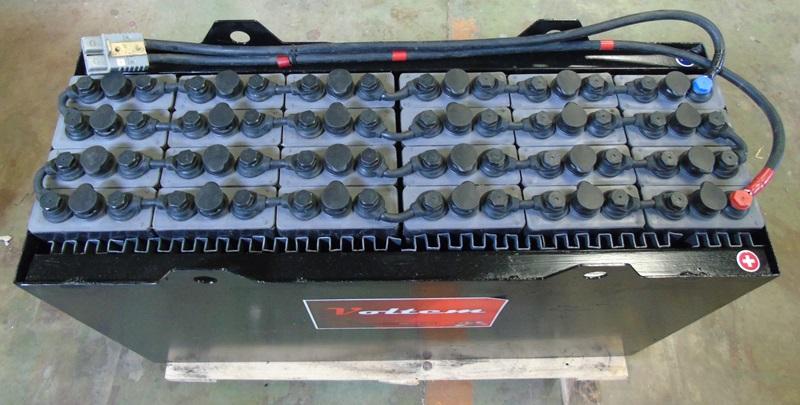 cabo conexao bateria empilhadeira