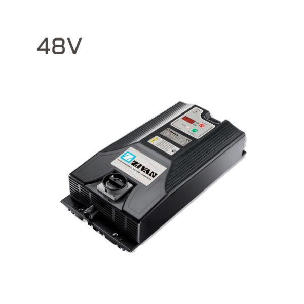 cargador alta frecuencia trifasico 48v