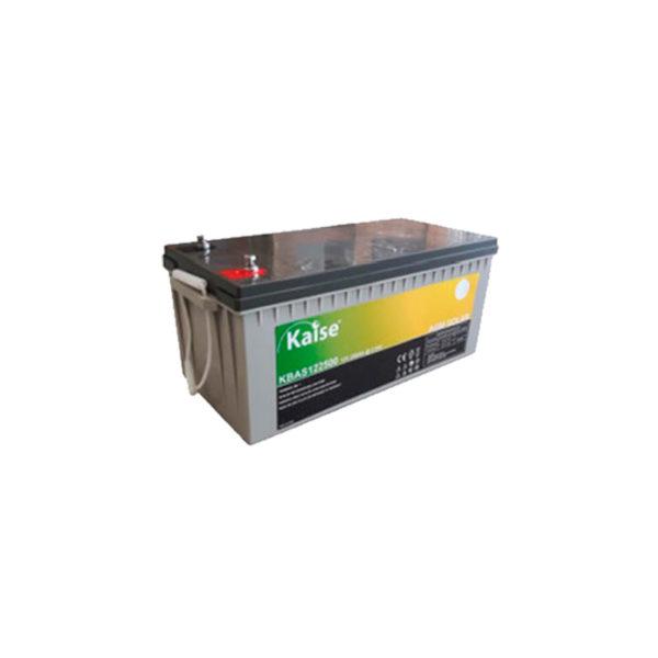 bateria solar monoblock agm 250ah kaise