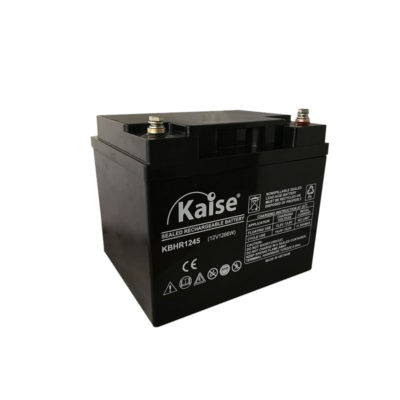 bateria agm 12v 45ah para sai kbhr